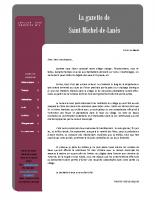 Gazette n°4